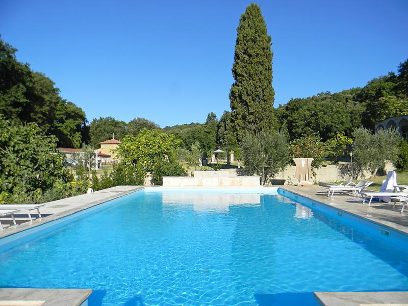 1418737,Vivienda de vacaciones  con piscina privada en Castagneto Carducci, en Toscana, Italia para 7 personas...