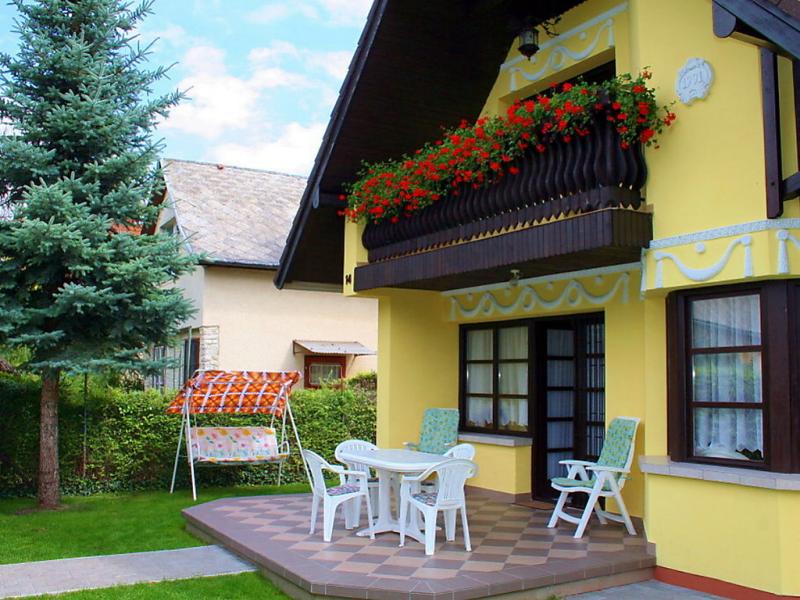 1419004,Villa en Siófok, Balaton Somogy, Hungría para 8 personas...