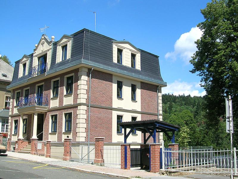 Twain 1419144,Appartement à Marianske Lazne, West Bohemia, République Tchèque pour 2 personnes...