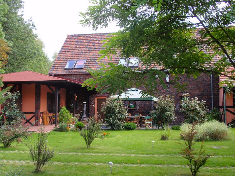 Gociniec pod dwoma sercami 1419336,Villa en Chlebice, Large Poland, Polonia  con piscina privada para 10 personas...
