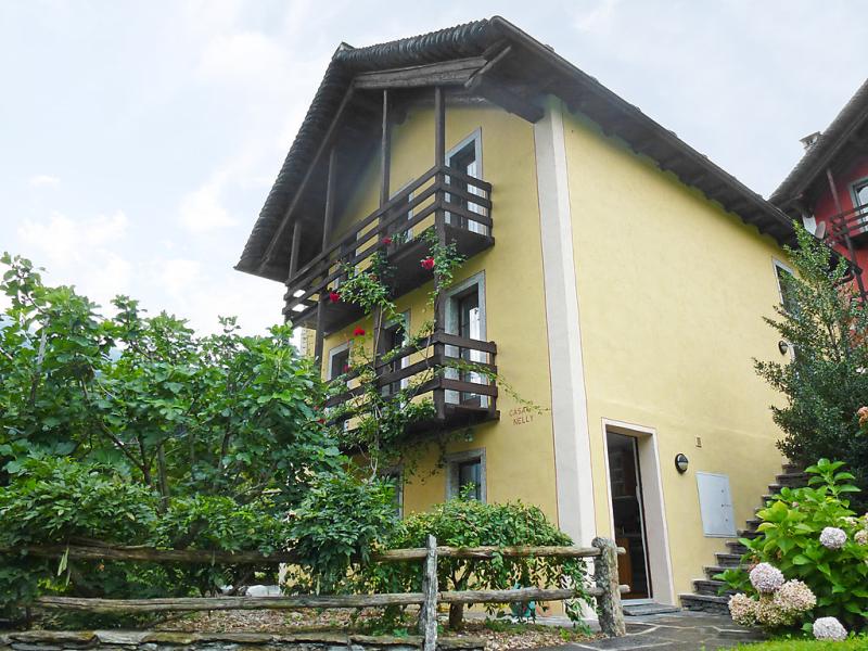 Nelly 1419601,Apartamento en Ponto Valentino, Ticino, Suiza para 2 personas...