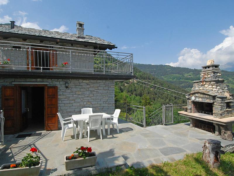 Conclonaz 1420184,Vivienda de vacaciones en Sarre, Aosta Valley, Italia para 4 personas...