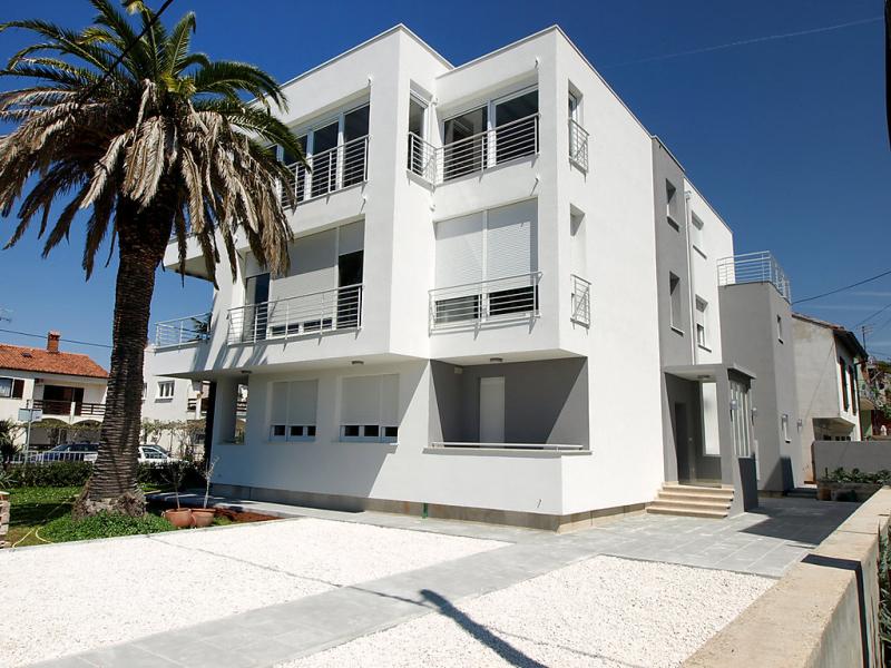 1420870,Apartamento en Zadar, Kroatie, Croacia para 3 personas...