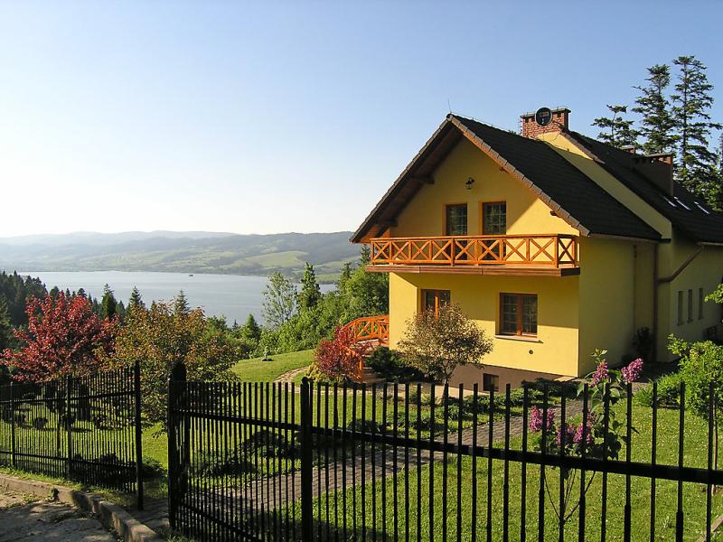 Pod zielon skak 1421207,Vivienda de vacaciones en Falsztyn, Tatras, Polonia para 8 personas...