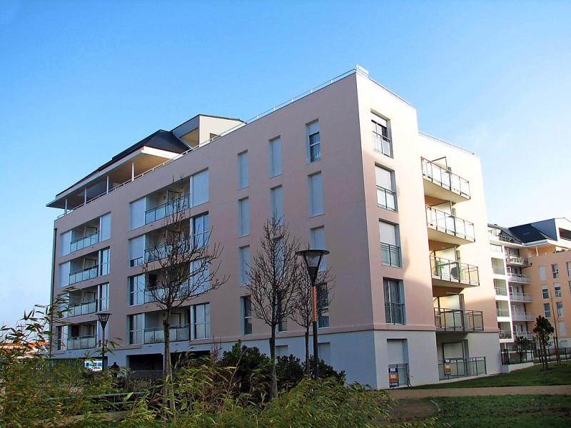 Ocanides 1421351,Apartamento en Les Sables d'Olonne, Vendée, Francia para 4 personas...