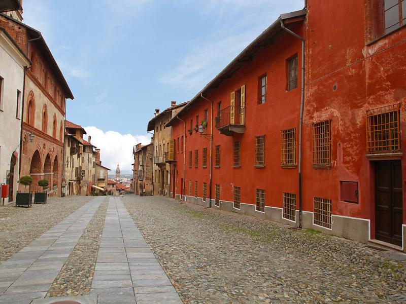Castello 1421548,Apartamento en Saluzzo, Piedmont, Italia para 4 personas...