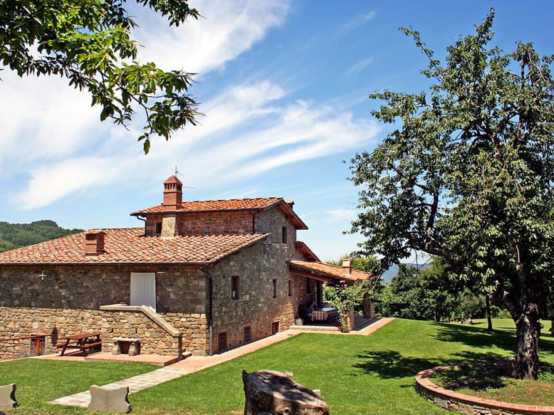 Lucolena 1421572,Apartamento en Greve in Chianti, en Toscana, Italia  con piscina privada para 6 personas...