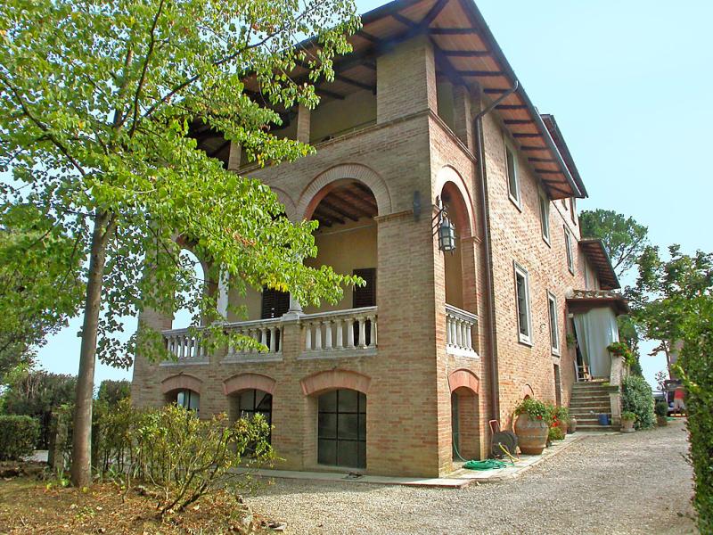 Loggia del poggiolo 1421575,Apartamento en Siena, en Toscana, Italia para 4 personas...