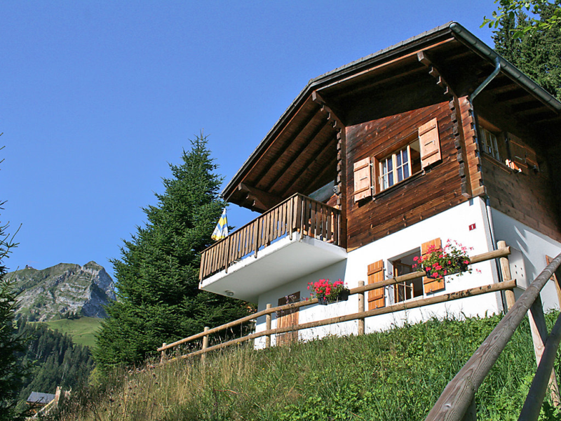 Anna 1422188,Vivienda de vacaciones en Moléson-Sur-Gruyères, Freiburg, Suiza para 4 personas...