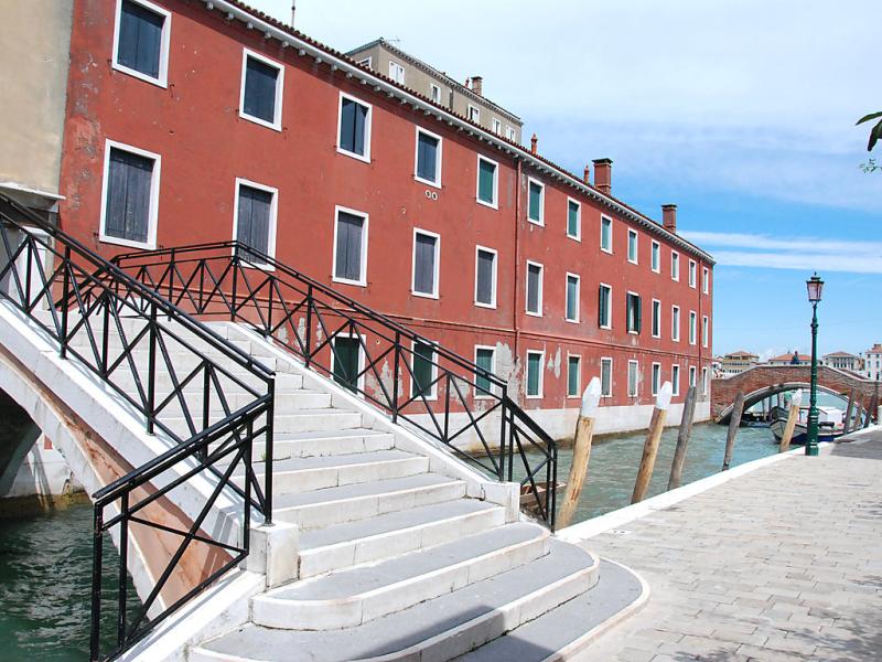 Fondamenta sant eufemia 1428068,Apartamento en Venetië Giudecca, Venice, Italia para 4 personas...