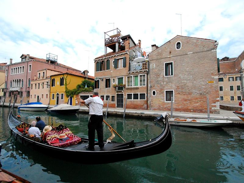 Campo san trovaso 1428070,Apartamento en Venetië, Venice, Italia para 4 personas...