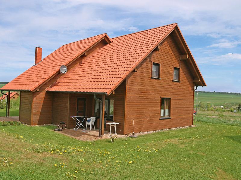 Funke 1429457,Vivienda de vacaciones en Hasselfelde, Harz, Alemania para 5 personas...