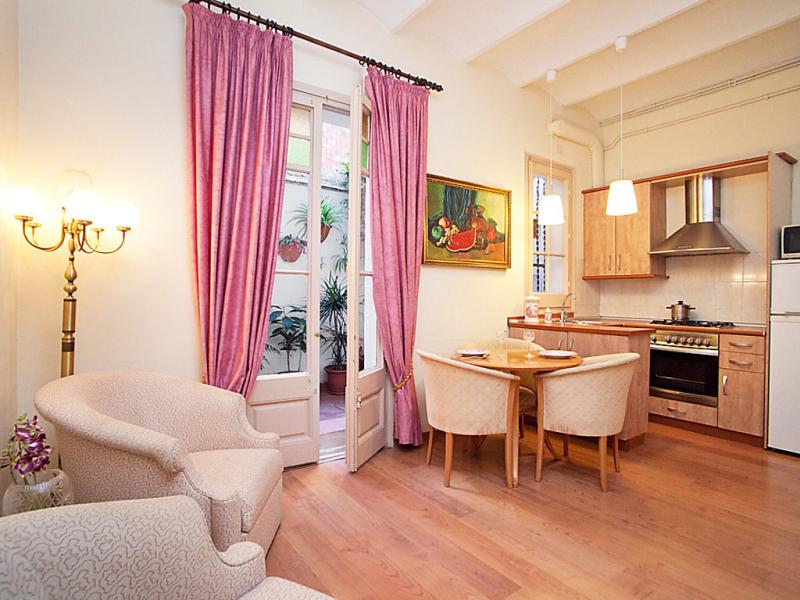 Grcia torrijos 1429683,Apartamento en Barcelona Stad, Barcelona, España para 2 personas...