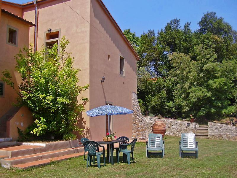 Il ceppeto 1430176,Apartamento en Vinci, en Toscana, Italia  con piscina privada para 8 personas...