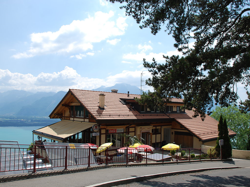 Gare de glion 1430736,Apartamento en Montreux, Vaud, Suiza para 4 personas...