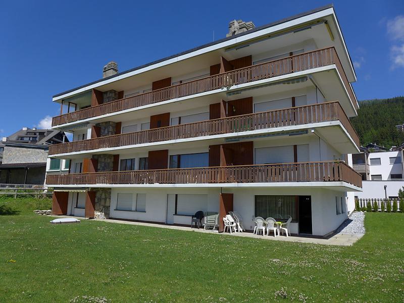 Andrea ab 1430987,Apartamento en Crans-Montana, Valais, Suiza para 3 personas...