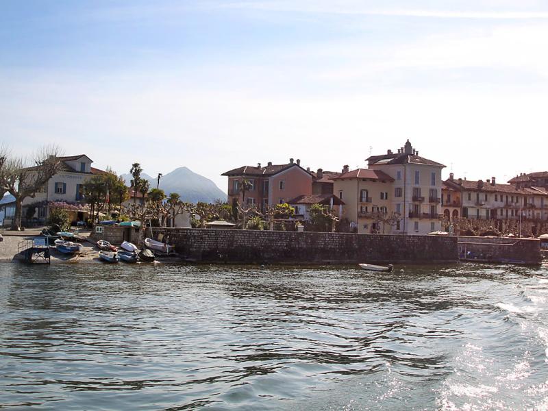 La silente 1431165,Apartamento en Isola dei Pescatori, Lake Maggiore, Italia para 4 personas...