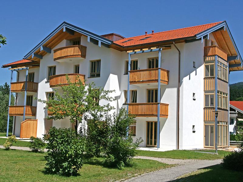 Bibeld 1431195,Apartamento en Ruhpolding, Upper Bavaria, Alemania para 4 personas...