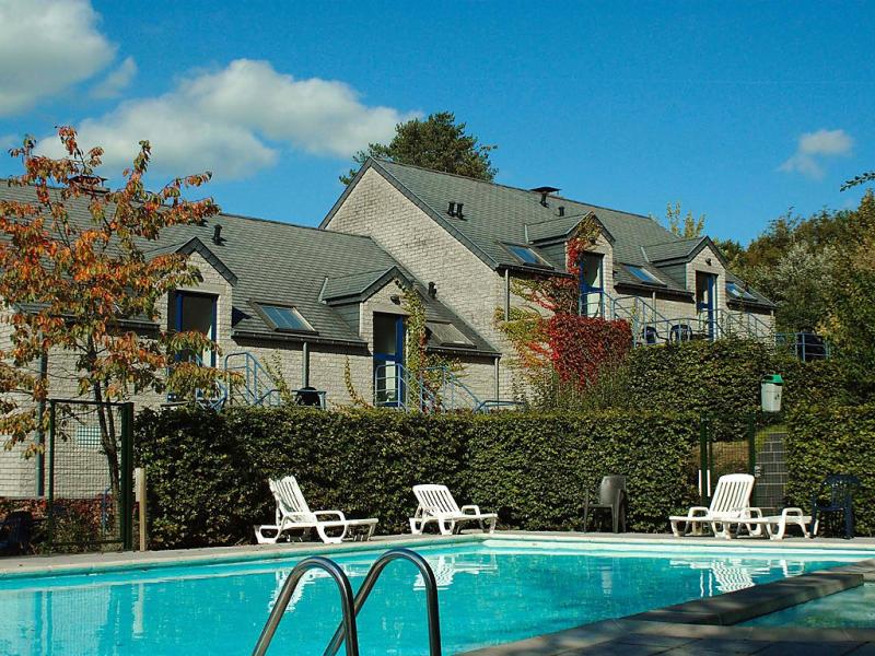 Hera etage 1431554,Casa de vacaciones  con piscina privada en Durbuy, Région Wallonne, Bélgica para 4 personas...