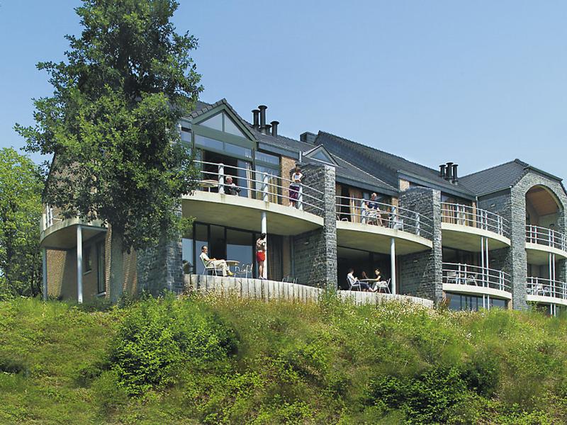 Type a 1431562,Apartamento  con piscina privada en Durbuy, Région Wallonne, Bélgica para 4 personas...