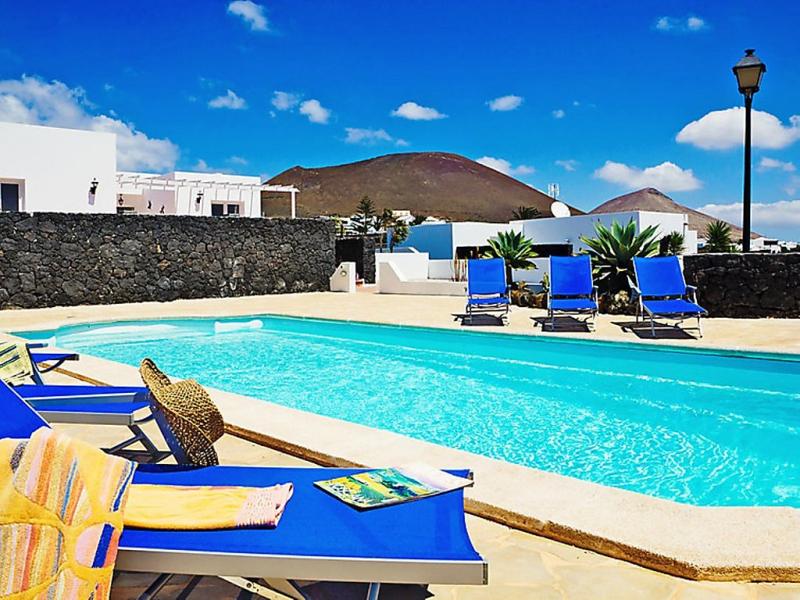 Casa pelzer 1431992,Villa  con piscina privada en Tías, Lanzarote, España para 6 personas...