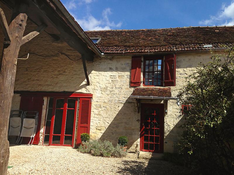 Chez milou 1432295,Vivienda de vacaciones en Tanlay, Burgundy, Francia para 4 personas...