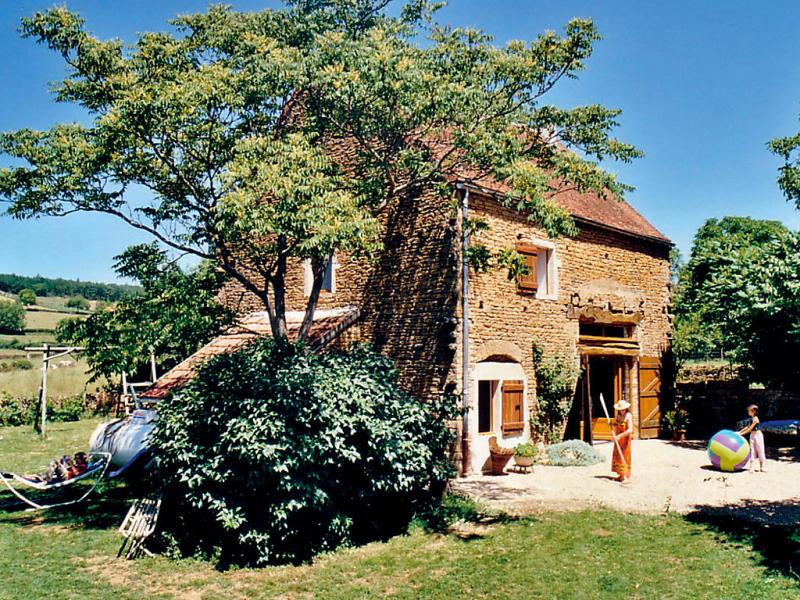Les pierres dorees 1432300,Vivienda de vacaciones en Tournus, Burgundy, Francia para 6 personas...