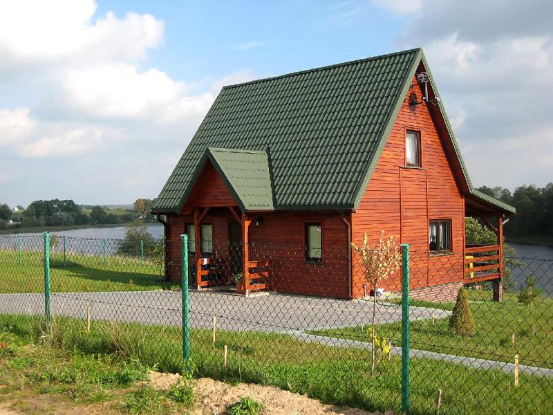 Dom zielony 1432868,Villa en Stare Juchy, Mazury, Polonia para 6 personas...