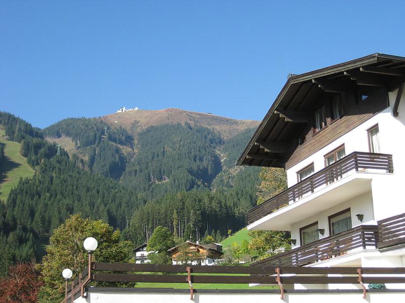 Holiday 1432873,Apartamento en Zell am See, Salzburg, Austria para 4 personas...