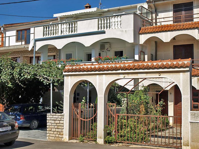 1433165,Apartamento en Zadar, Kroatie, Croacia para 3 personas...