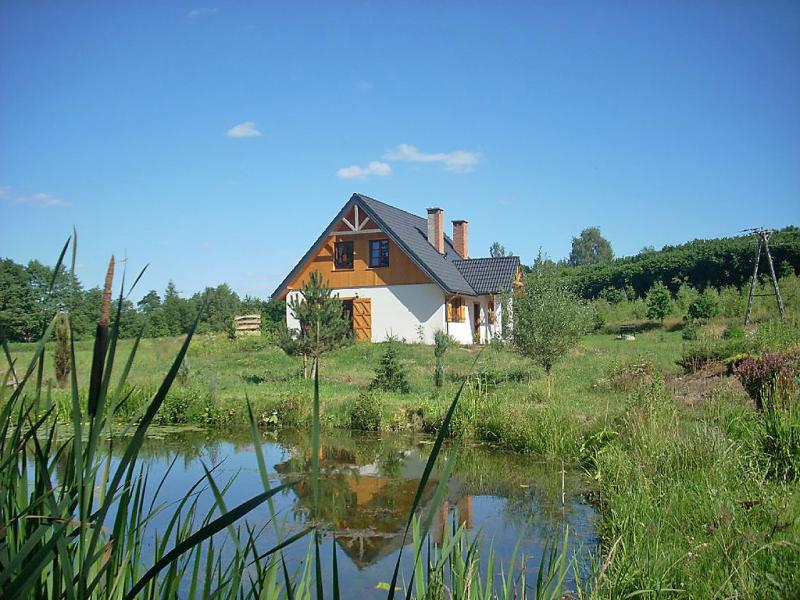 Siedlisko gaj 1433969,Vivienda de vacaciones en Naleczow, Mazovia, Polonia  con piscina privada para 6 personas...