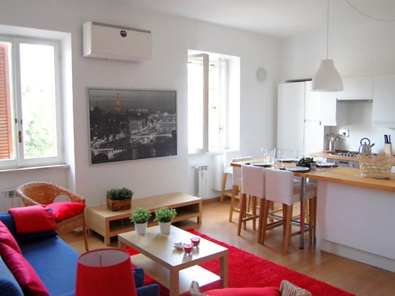 1434270,Apartamento en Roma: Centro Storico, Lazio, Italia para 6 personas...