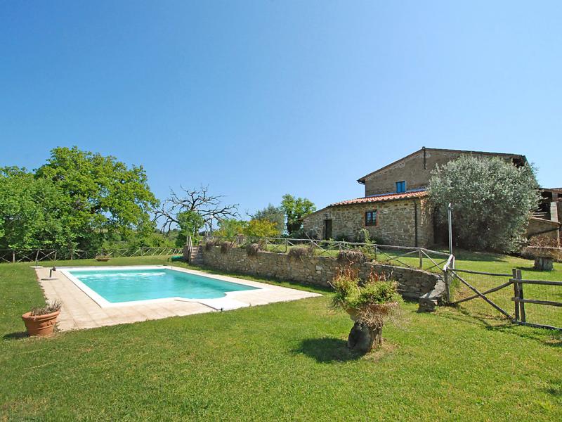 Le tornaie 1434392,Villa en Monte San Savino, en Toscana, Italia  con piscina privada para 16 personas...
