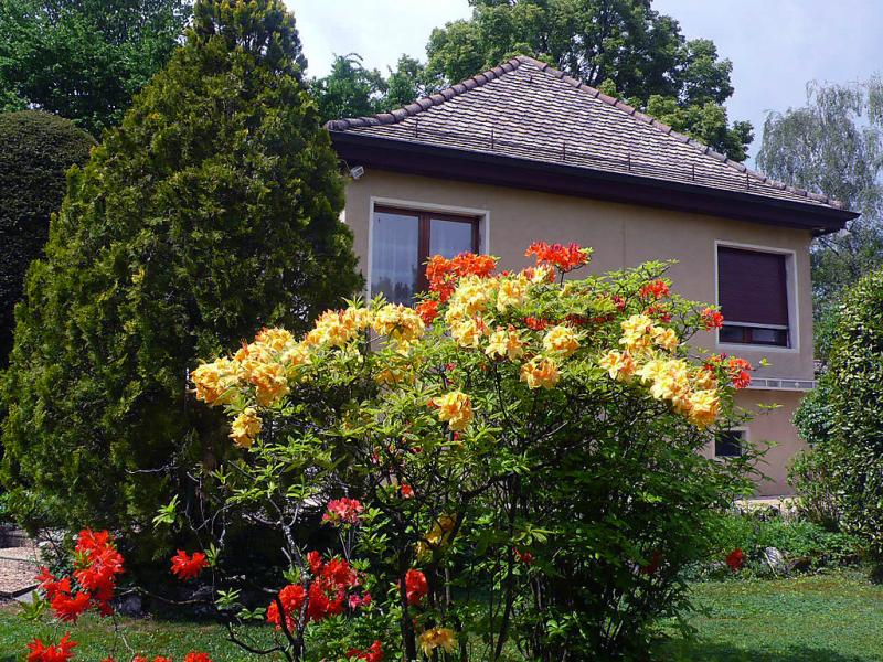 5 chemin de la pralay 1434435,Villa  con piscina privada en Genève, Lake Geneva Region, Suiza para 2 personas...