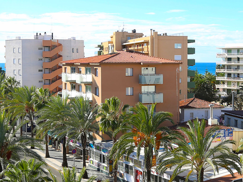 Terecel salou 1434493,Apartamento en Salou, en la Costa Dorada, España para 5 personas...