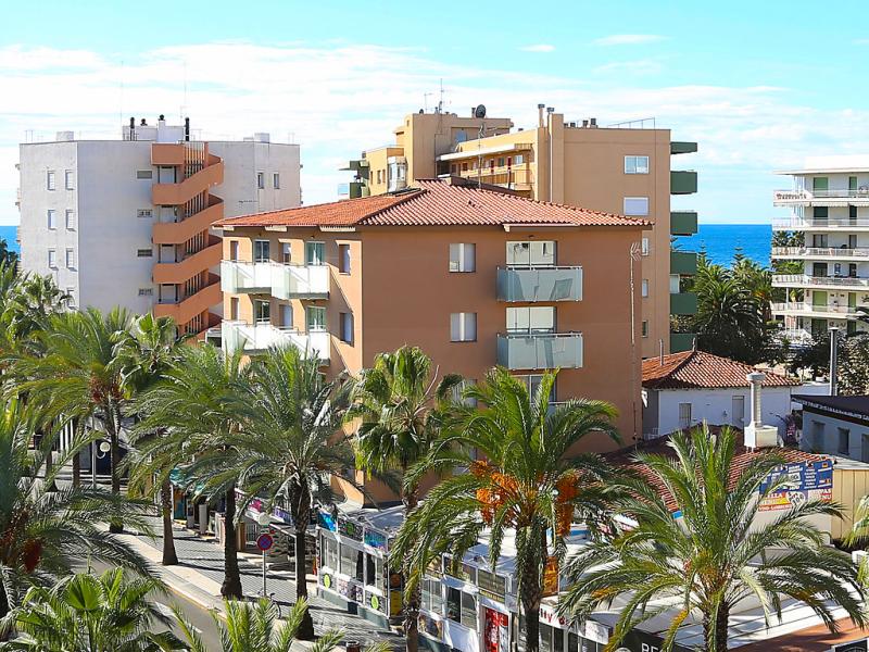 Terecel salou 1434500,Apartamento en Salou, en la Costa Dorada, España para 4 personas...