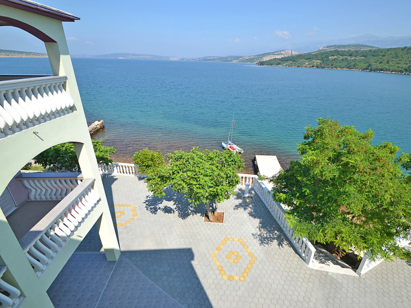 1434743, Apartment in Novigrad (Zadar), North Dalmatia, Croatia for 2 persons...