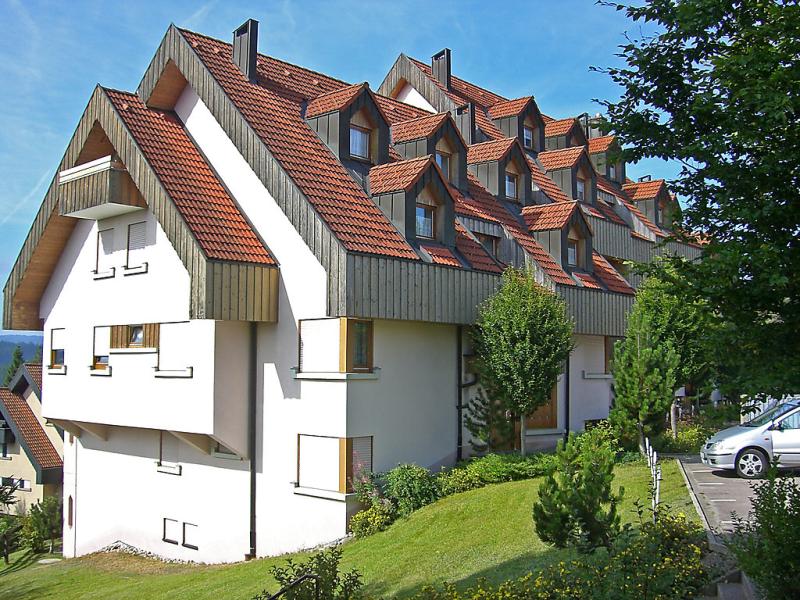 Schwarzwaldblick 1434814,Apartamento en Schonach, Black Forest, Alemania para 4 personas...