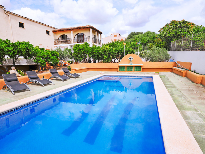Mir 1434829,Holiday house  with private pool in Vilafranca, Mallorca, Spain for 4 persons...