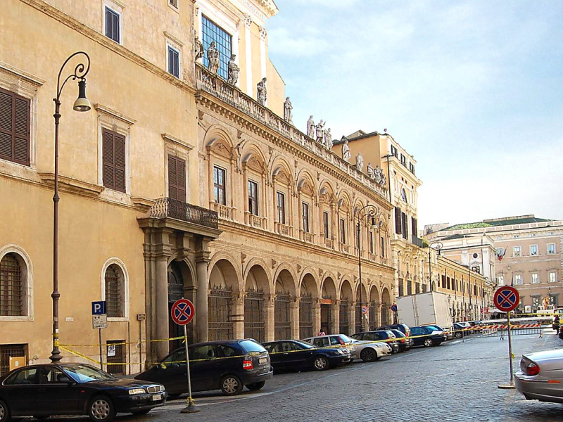 Palazzo balestra 1434917,Apartamento en Roma: Centro Storico, Lazio, Italia para 4 personas...
