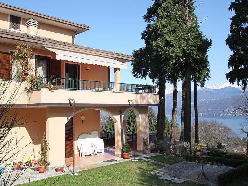 Residenza del bosco 1435050,Apartamento en Stresa, Piedmont, Italia para 2 personas...