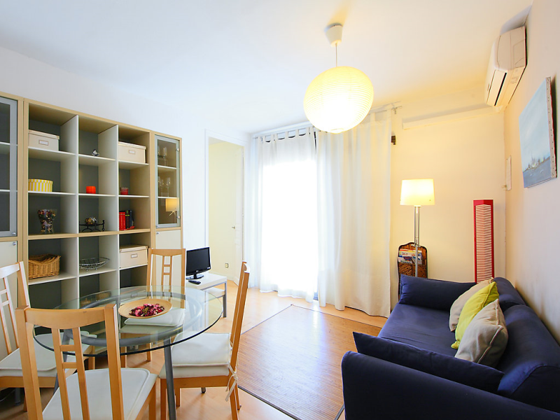 Eixample dret indstria 1 sardenya 1435102,Apartamento en Barcelona Stad, Barcelona, España para 4 personas...