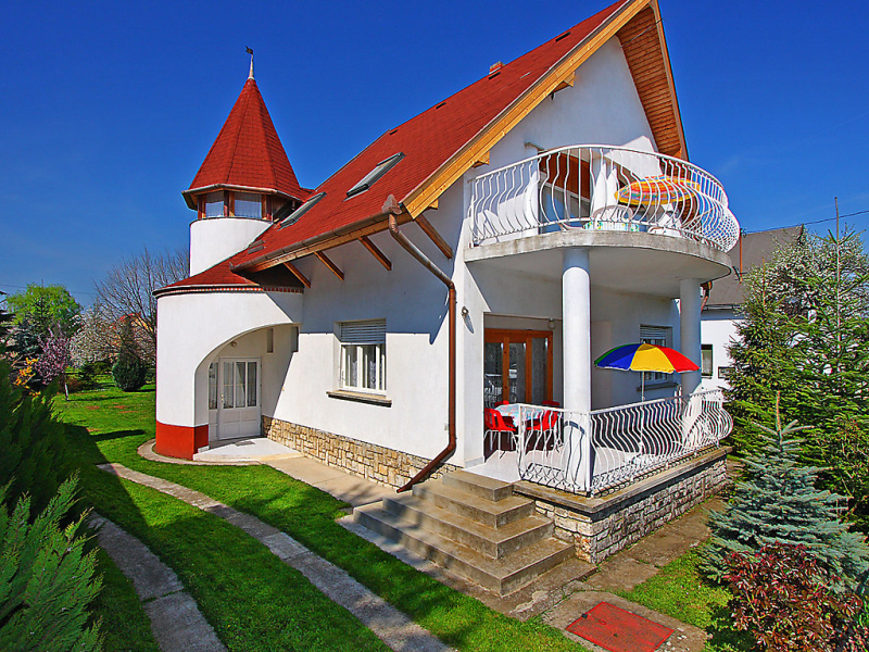 1435174, Apartment in Balatonboglár, Balaton Somogy, Hungary for 5 persons...