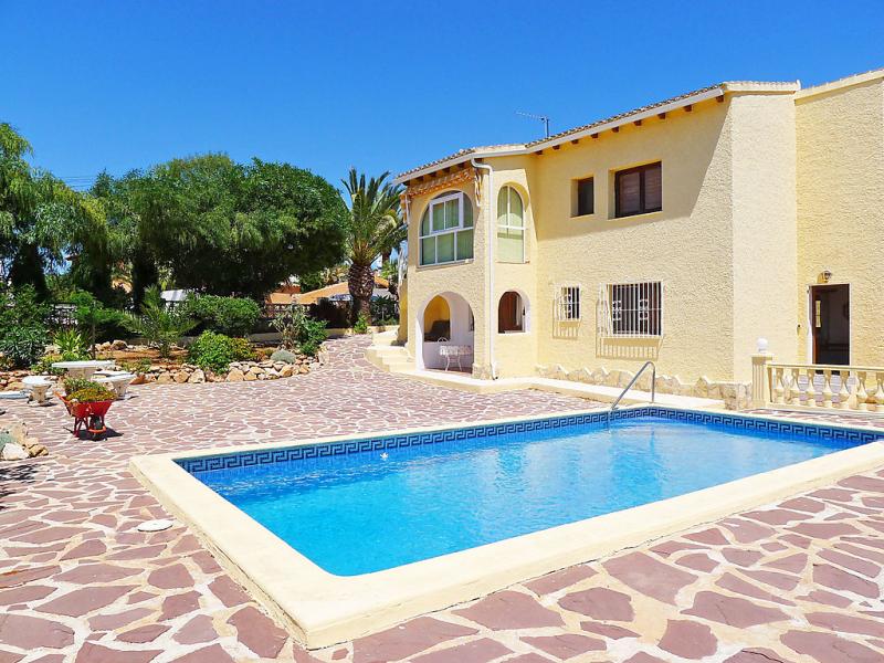 En alquiler villa alium 1436031 casa rural en calpe espa a - Alquiler casa calpe ...
