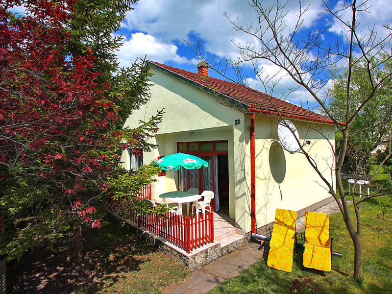 Balaton 0734 1436106,Villa en Keszthely-Balatonkeresztur, Balaton Somogy, Hungría para 4 personas...