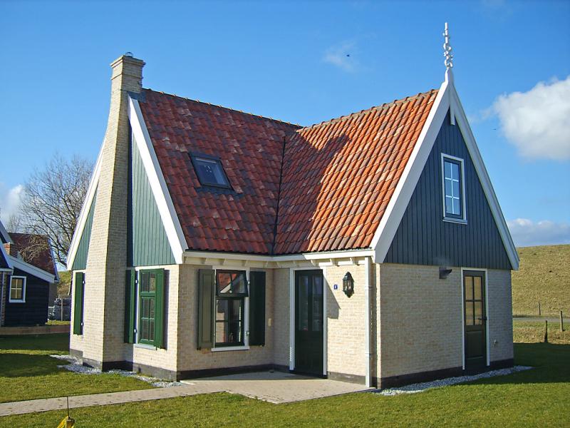 Wiringhervilla 5 1436445,Casa de vacaciones en Wieringen, North Holland, Holanda para 6 personas...