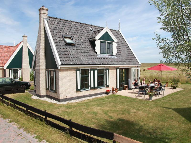 Wiringhervilla 10 1436446,Casa de vacaciones en Wieringen, North Holland, Holanda para 5 personas...