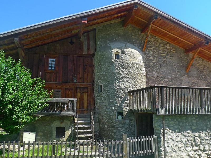 Des comtes 1436578,Castillo en Grandvillard, Freiburg, Suiza para 3 personas...