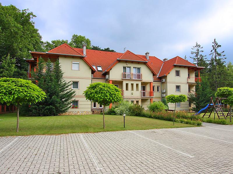 1436684,Apartamento en Balatonföldvár, Balaton Somogy, Hungría para 4 personas...
