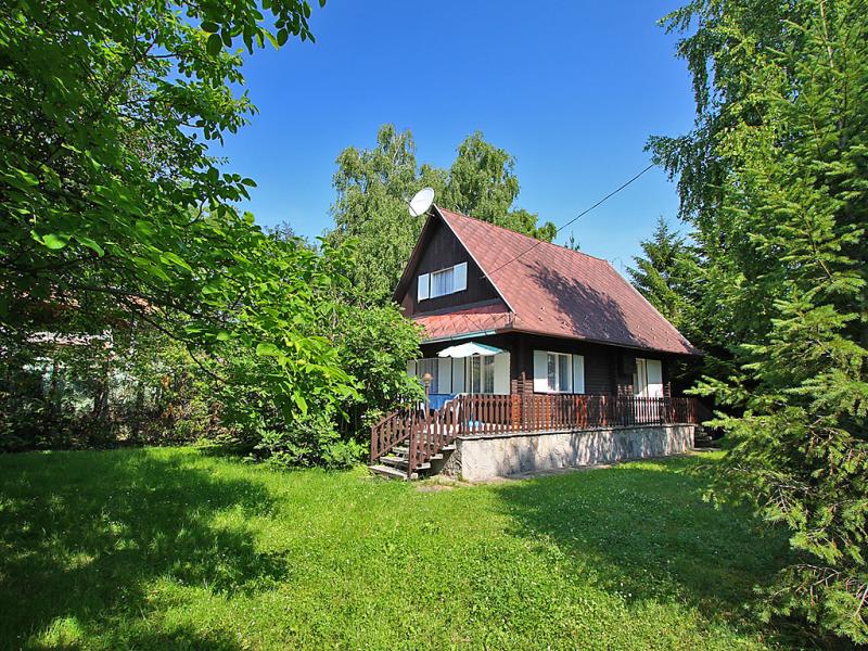 1436854,Vivienda de vacaciones en Balatonmáriafürdö, Balaton, Hungría para 5 personas...